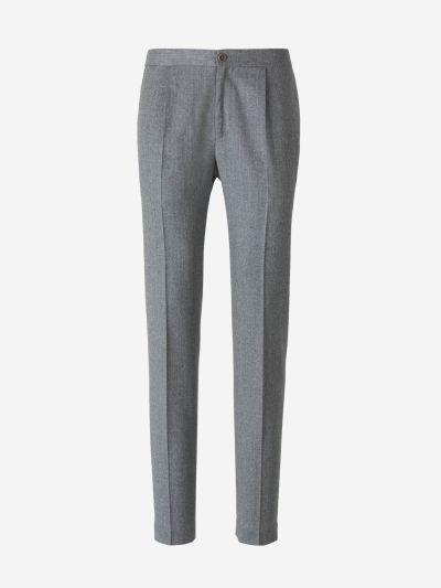 Pantalones Chino Lana