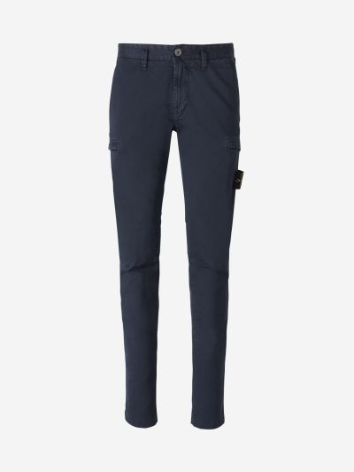 Stretchy Cargo Trousers