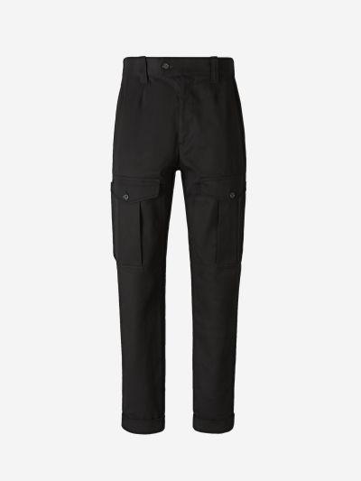 Pantalons Rectes Càrrec