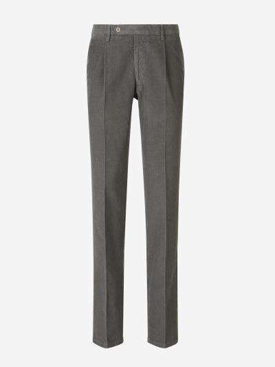 Pantalones Pinzas Pana