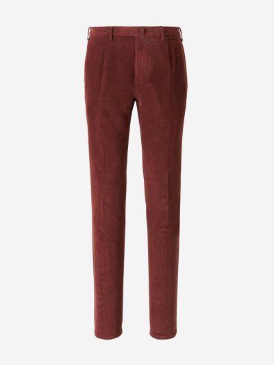 Pantalones Chinos Pana