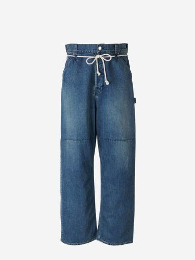 Jeans Denim Oversize