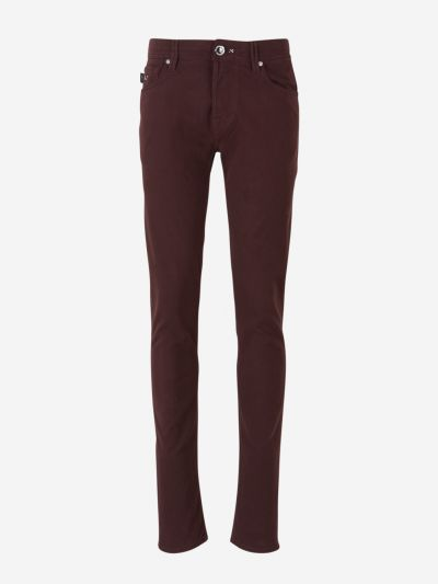 Colour Slim Fit Jeans