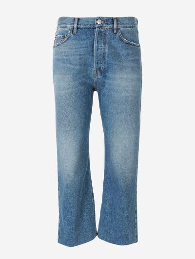 Cropped Vintage Pants
