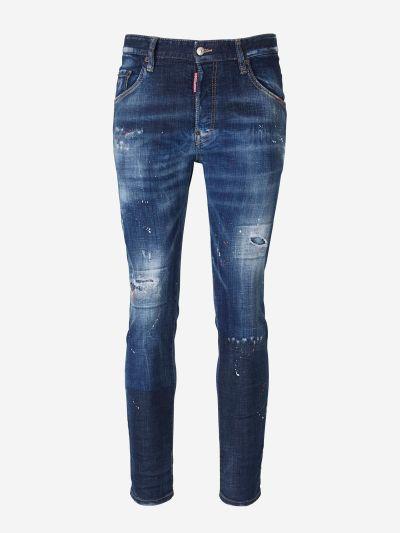 Jeans Macchia Skater