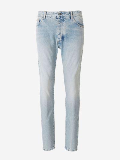 Jeans Print Logo