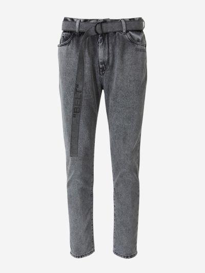 Jeans Slim Low Crotch