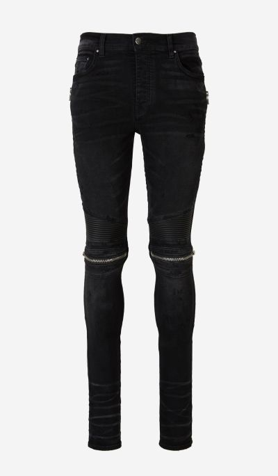 Skinny Jeans with Zips