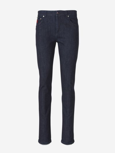 Jeans Isaia Slim Fit
