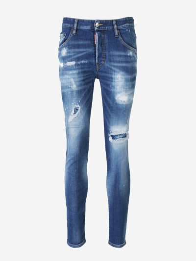Jeans Cotó Trencats