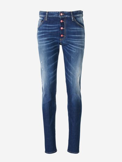 Jeans Simple Medium Slim