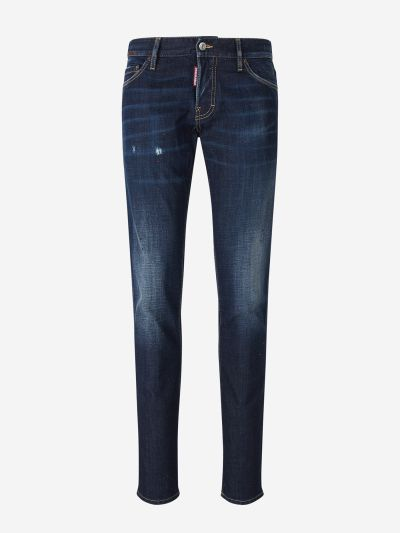 Patch Slim Jeans