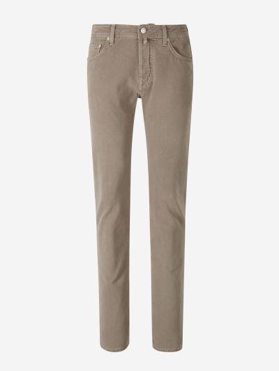 Slim Color Jeans
