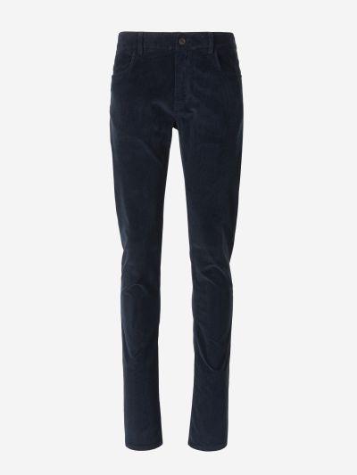 Pantalones Regular Pana