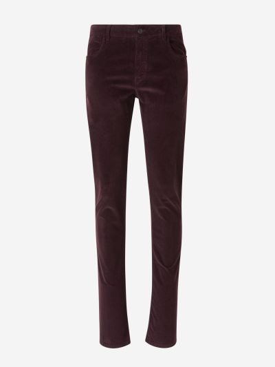 Regular Corduroy Trousers