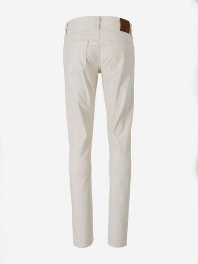 Slim Cotton Jeans