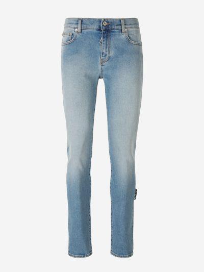 Jeans Diag Pocket Skinny