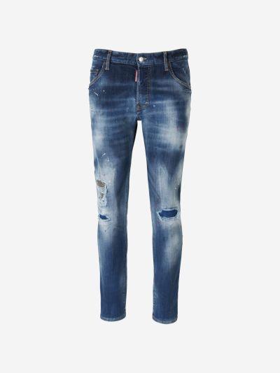 Jeans Detall Pegats