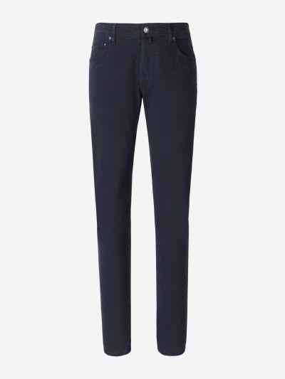 Velvety Bard Jeans