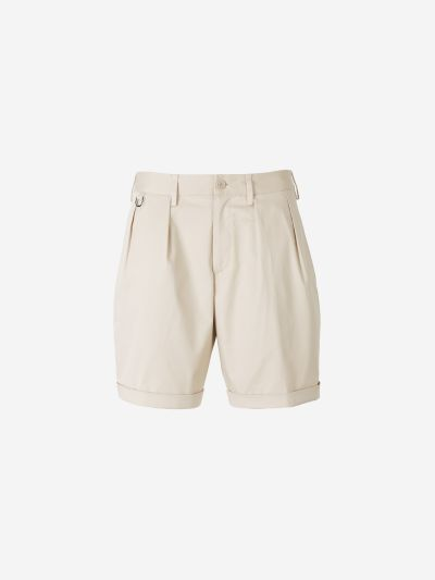 Slim Naval Shorts