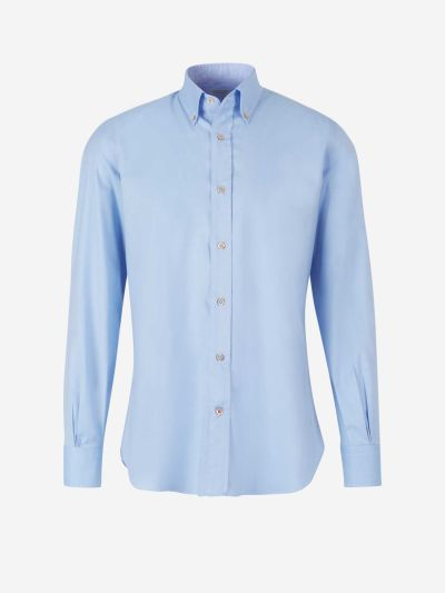 Oxford cotton shirt