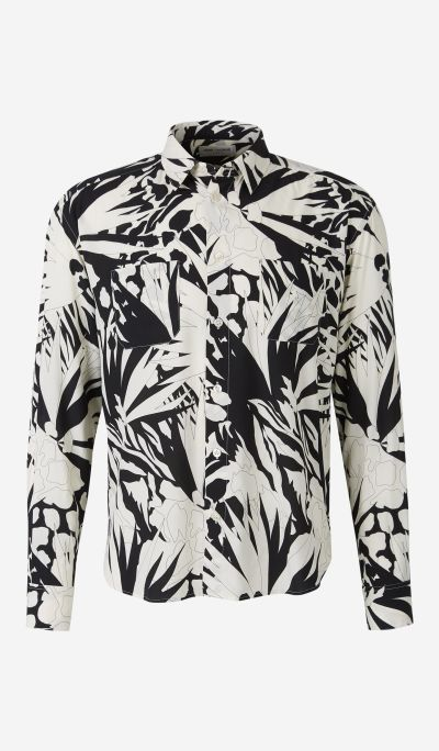 Jungle Flower Shirt