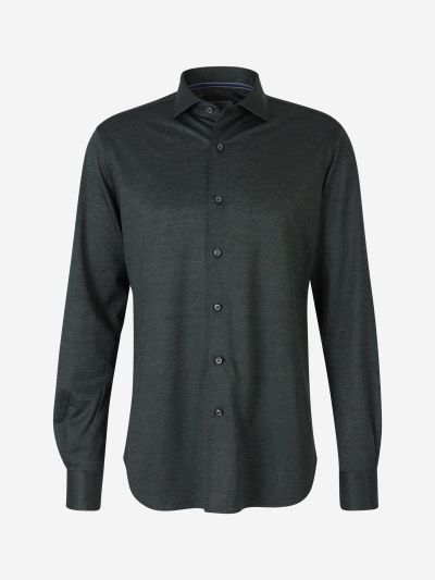 Silk and Linen Shirt