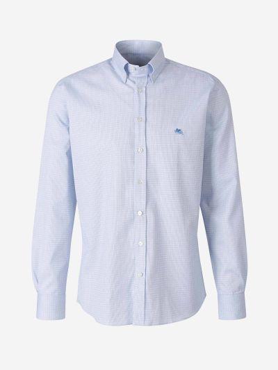 Micro Shirt with Motif