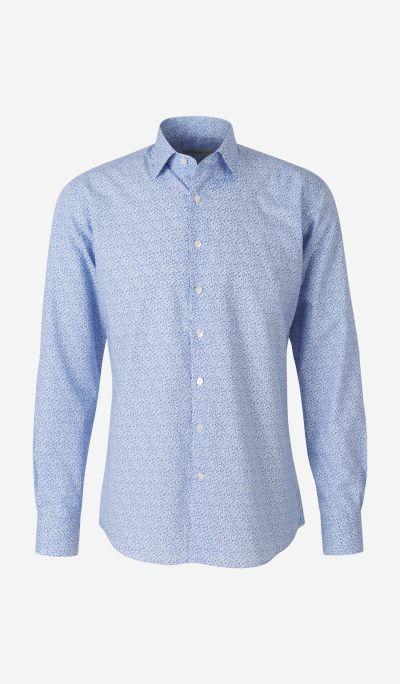 Floral Micro Motif Shirt