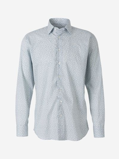 Paisley Micro Motif Shirt