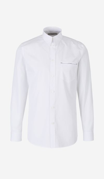 Shirt with Pocket and Logo