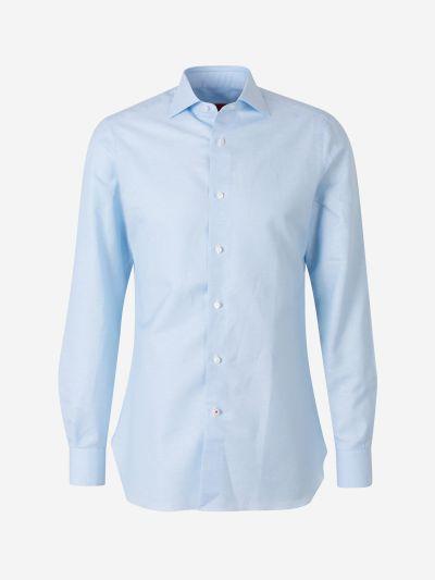 Camisa Algodón Y Lino