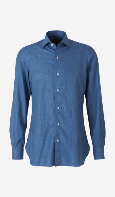 Denim Effect Shirt