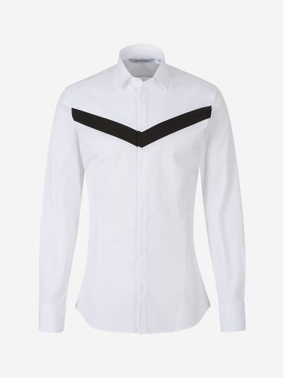Combined Bicolor Shirt
