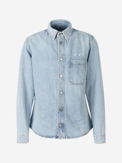 OW Denim Shirt