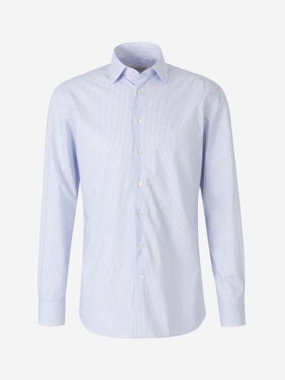 Camisa Cotó Micromotiu