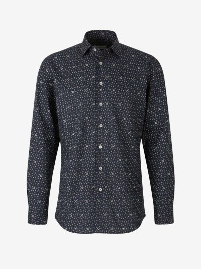 Horseshoes Cotton Shirt