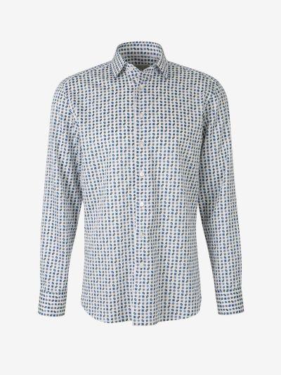 Tie Print Shirt