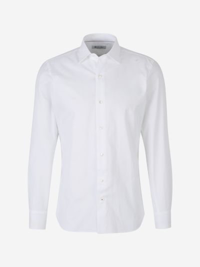 Oxford Fabric Shirt