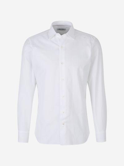 Oxford Fabric Shirt
