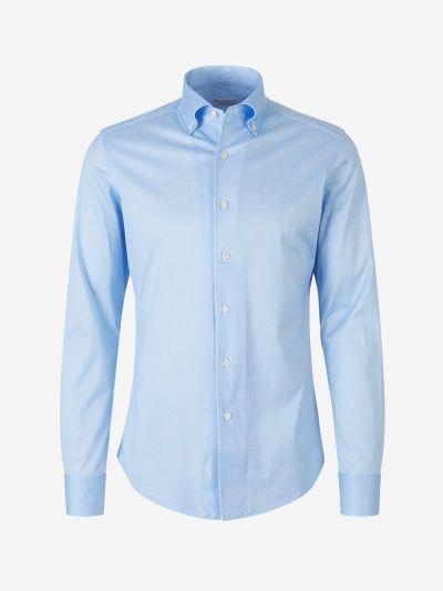 Camisa Punt Button-Down