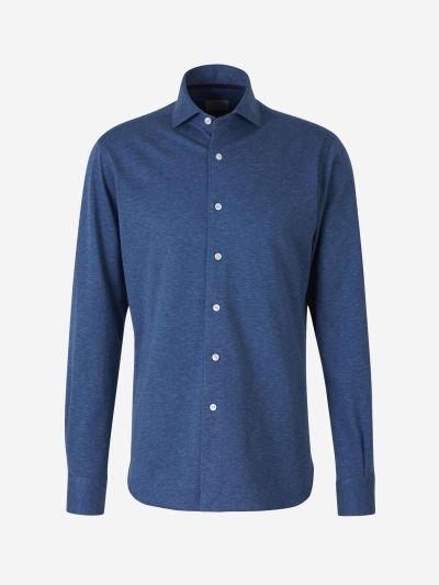 Piqué Knit Shirt