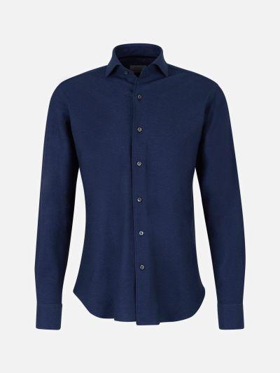 Cotton Piqué Shirt