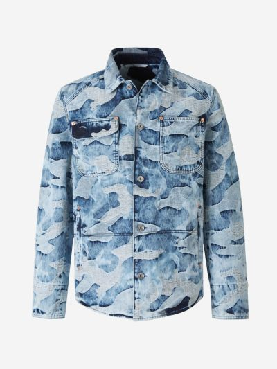 Camouflage Texture Jacket