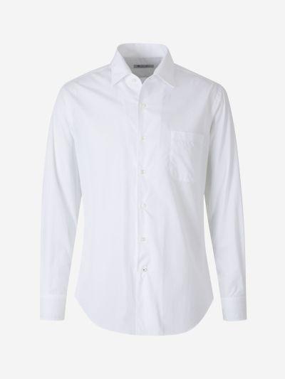 André Poplin Shirt