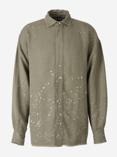Paint Design Overshirt