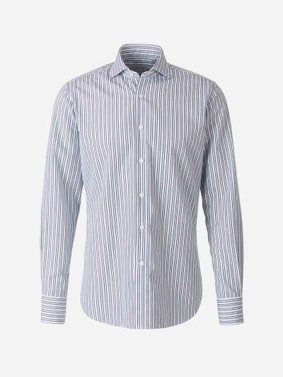 Striped Design Shirt