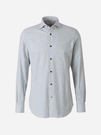 Striped Print Shirt
