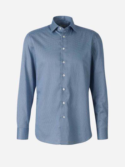 Geometric Design Shirt