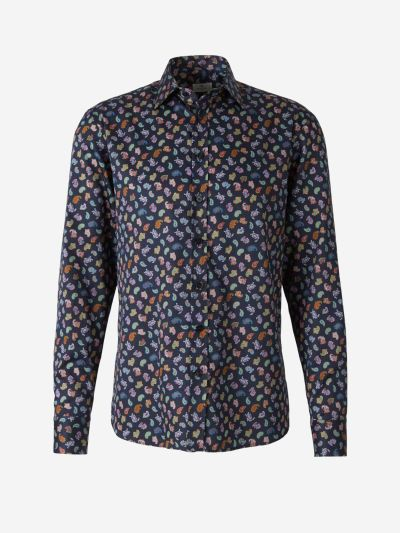Camisa Cotó Paisley